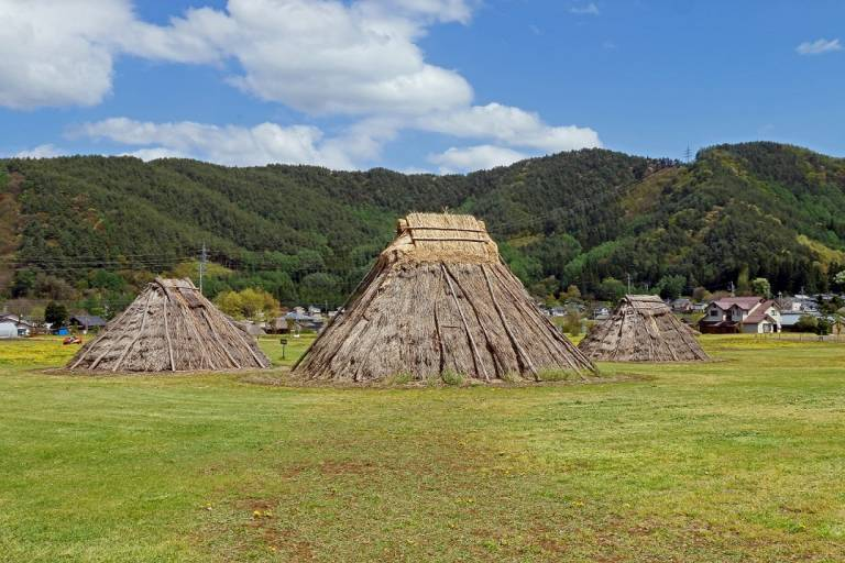 Jomon-Dorf in Nagano
