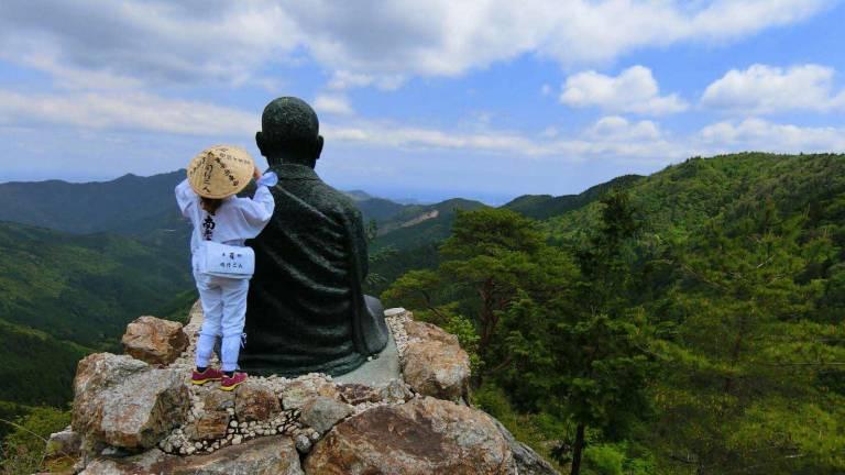 Pilger auf Shikoku