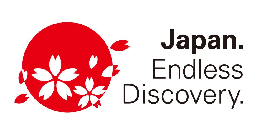 Japan. Endless Discovery (Logo)