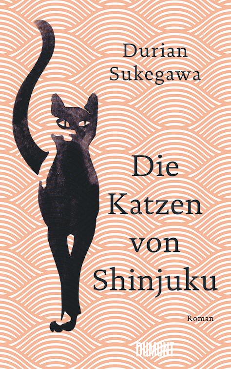 Sukegawa Durian: Die Katzen von Shinjuku (Buchcover)