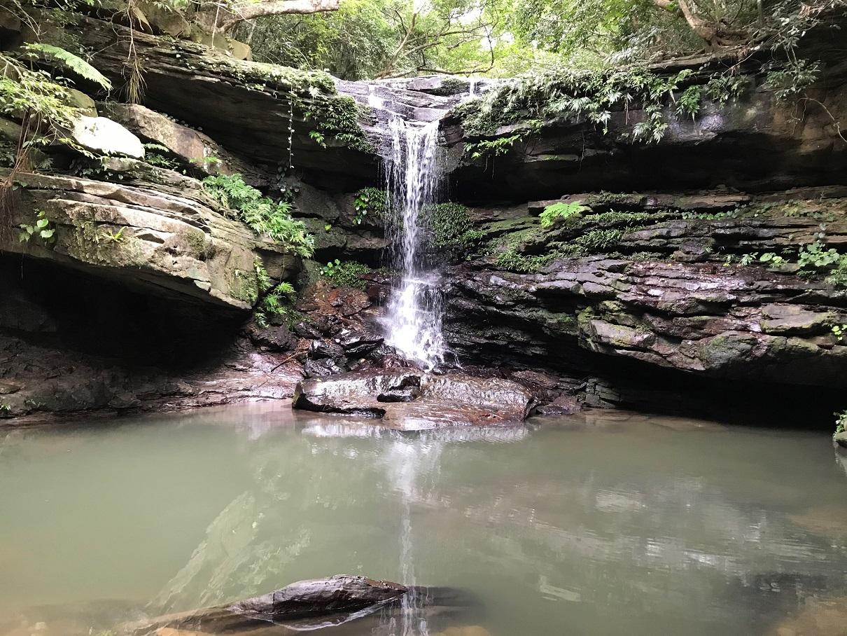 Kura-Wasserfall