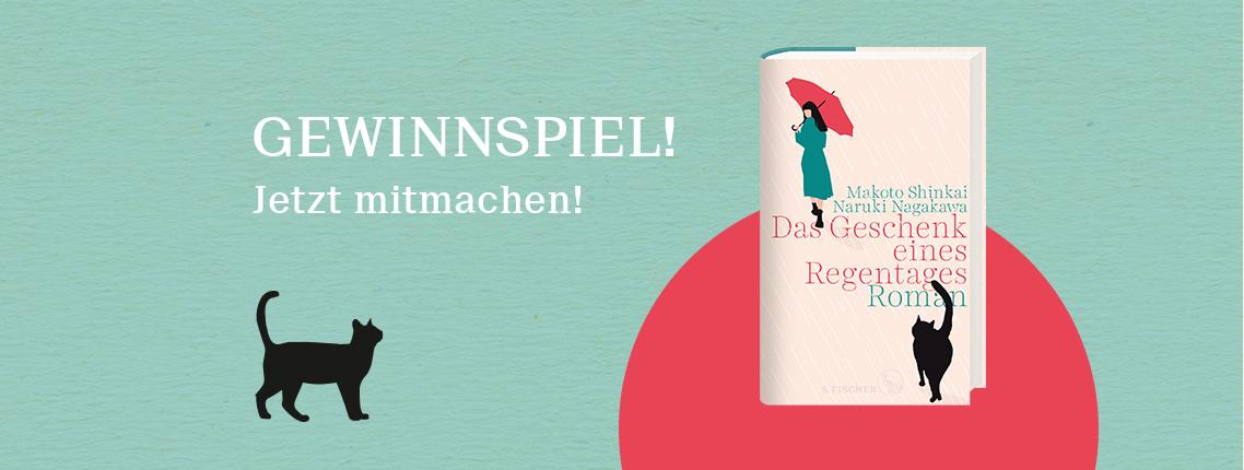"""Gewinnspiel: Verlosung des Buches """"Das Geschenk eines Regentages"""""""