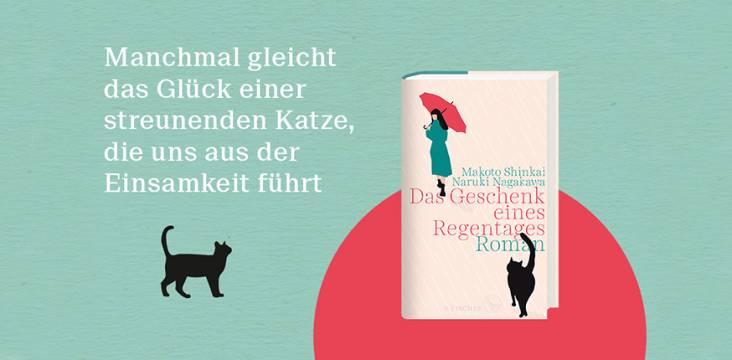 Das Geschenk eines Regentages (Roman)