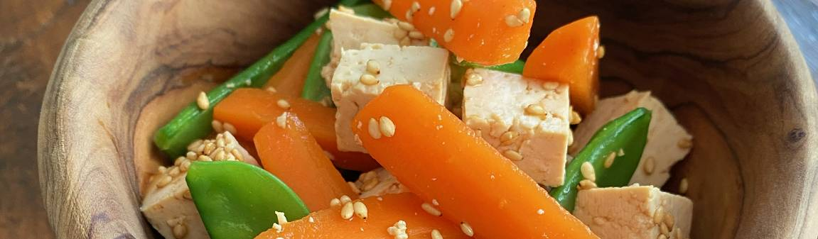 Tofu Karotten