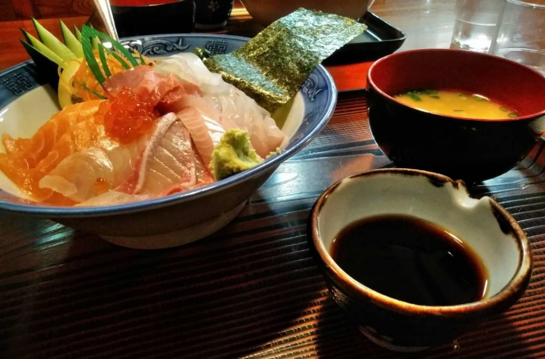 Kaisendon auf Hirado