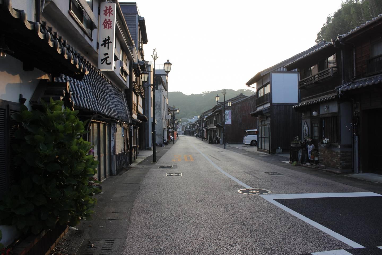 Shopping Street Hirado