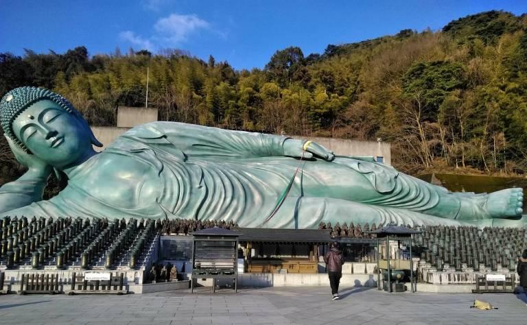 Buddha-Statue von Nanzōin